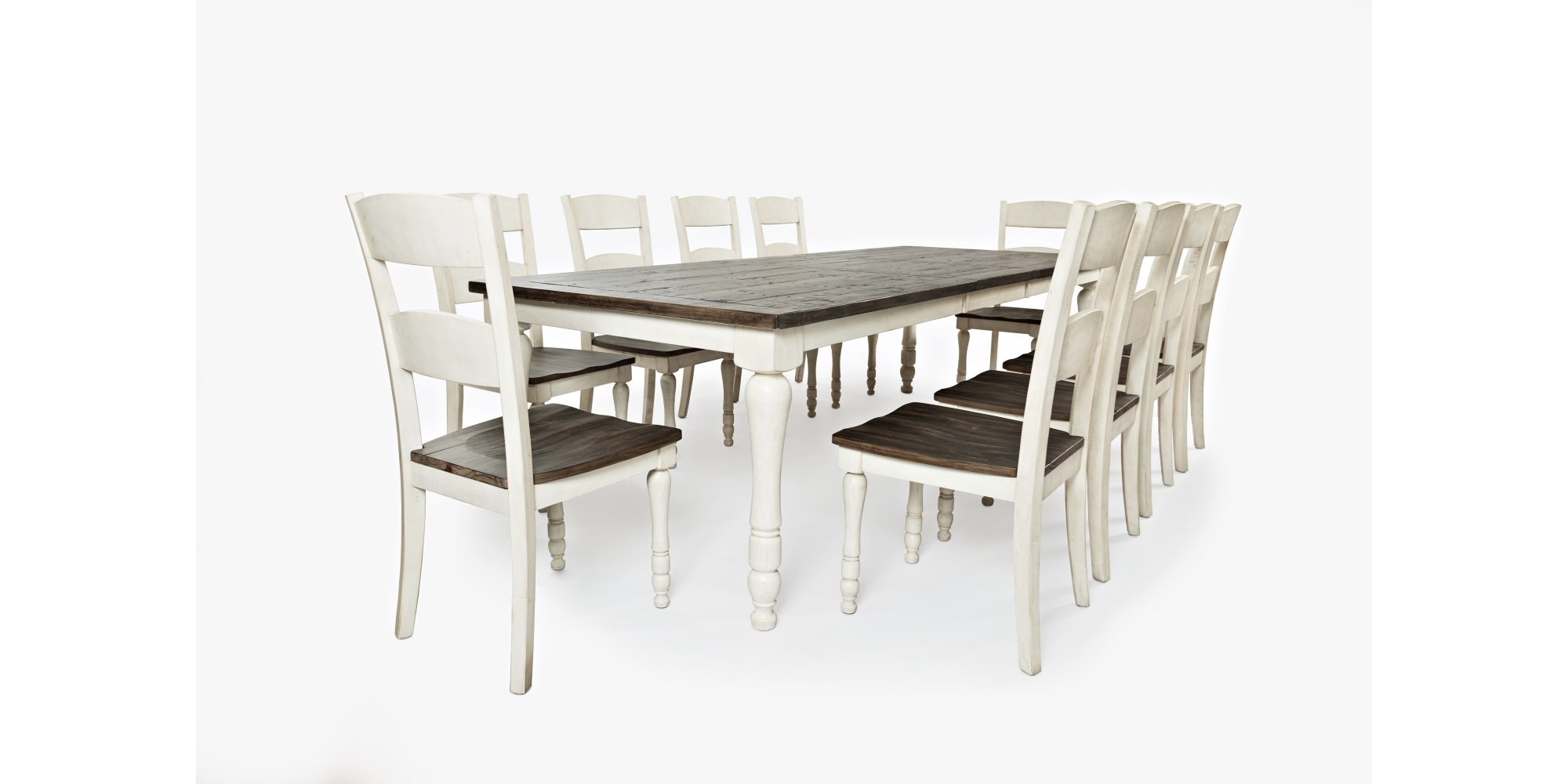 Madison County Rectangular Extention Table