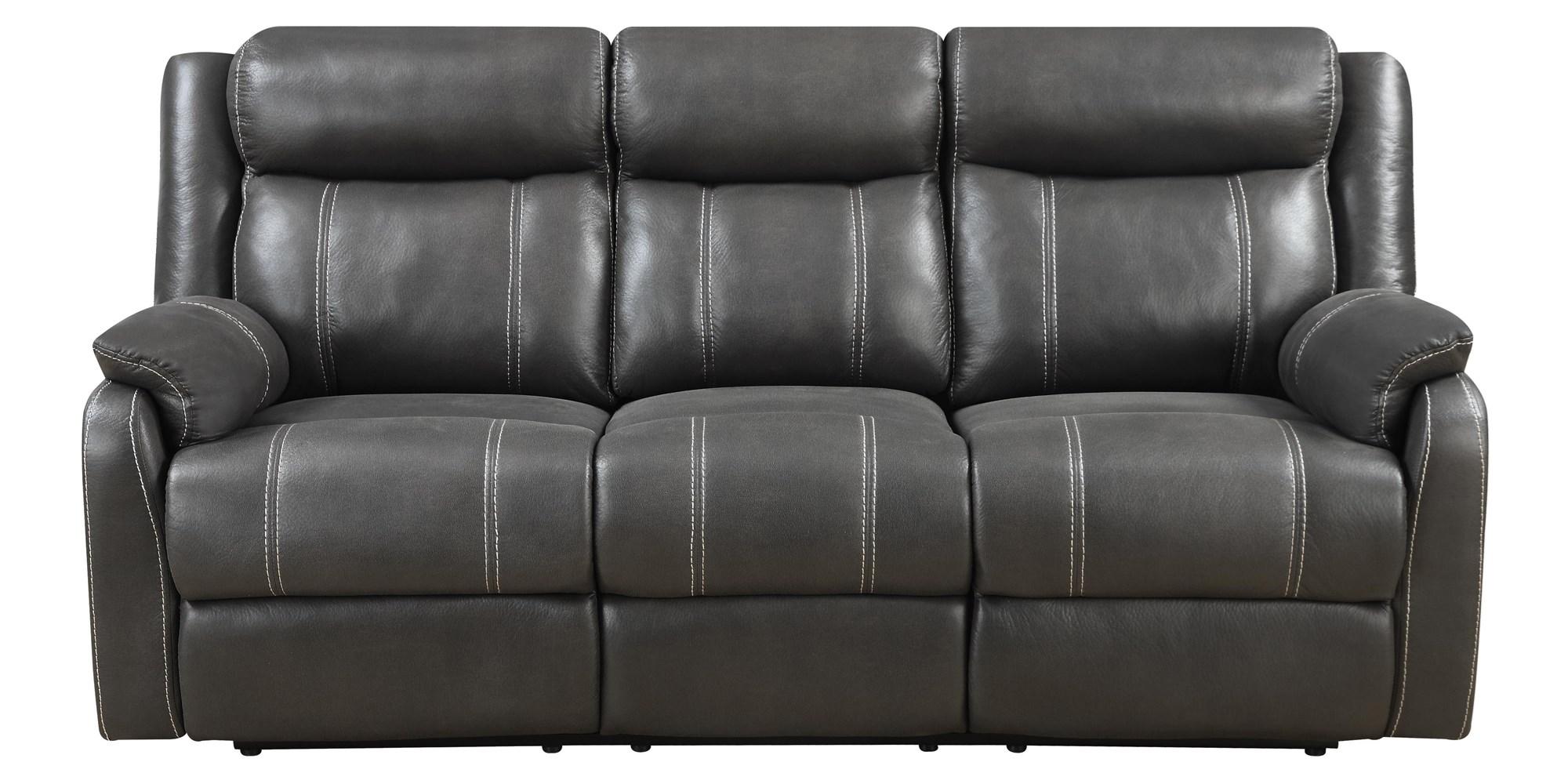 Domino Black Sofa