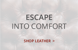 escape into comfort