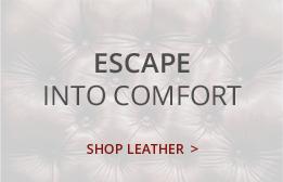 escape into comfort
