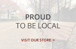 proud to be local