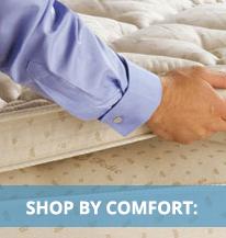 Mattress Shopping by Comfort