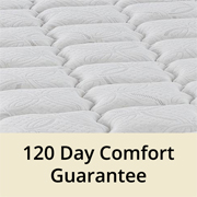 120 Day Comfort Guarantee