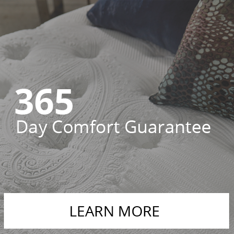 365 day comfort guarantee