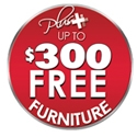 $300 Free Furniture