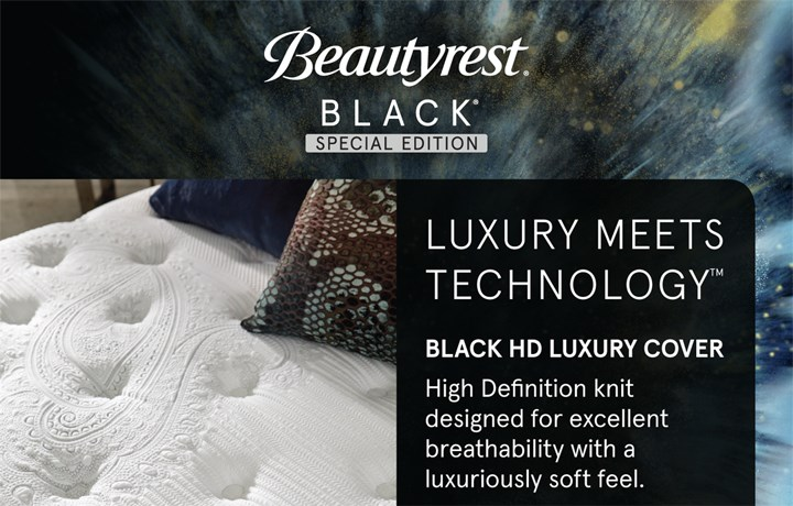 Beautyrest Black  Luxury Meets Technology ...