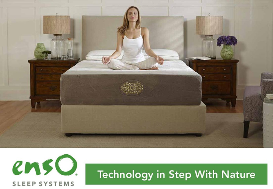 IComfort Beautyrest Black Enso Sleep Systems