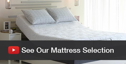 Shop Our Mattress Selection