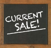 Current Sale. Click here to learn more!