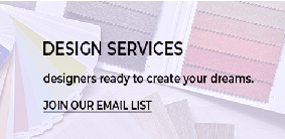 Design Services. Meet with our experienced designers.
