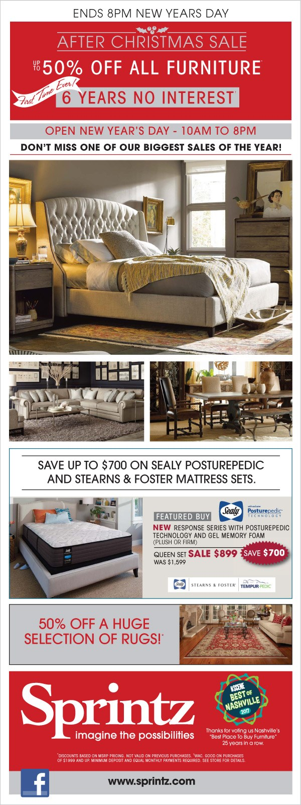 Shop Sprintz Furniture For The Best Sales And Deals On Furniture In The  Nashville, Franklin, And Greater Tennessee Area.