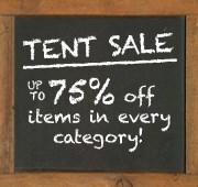 Tent Sale 3