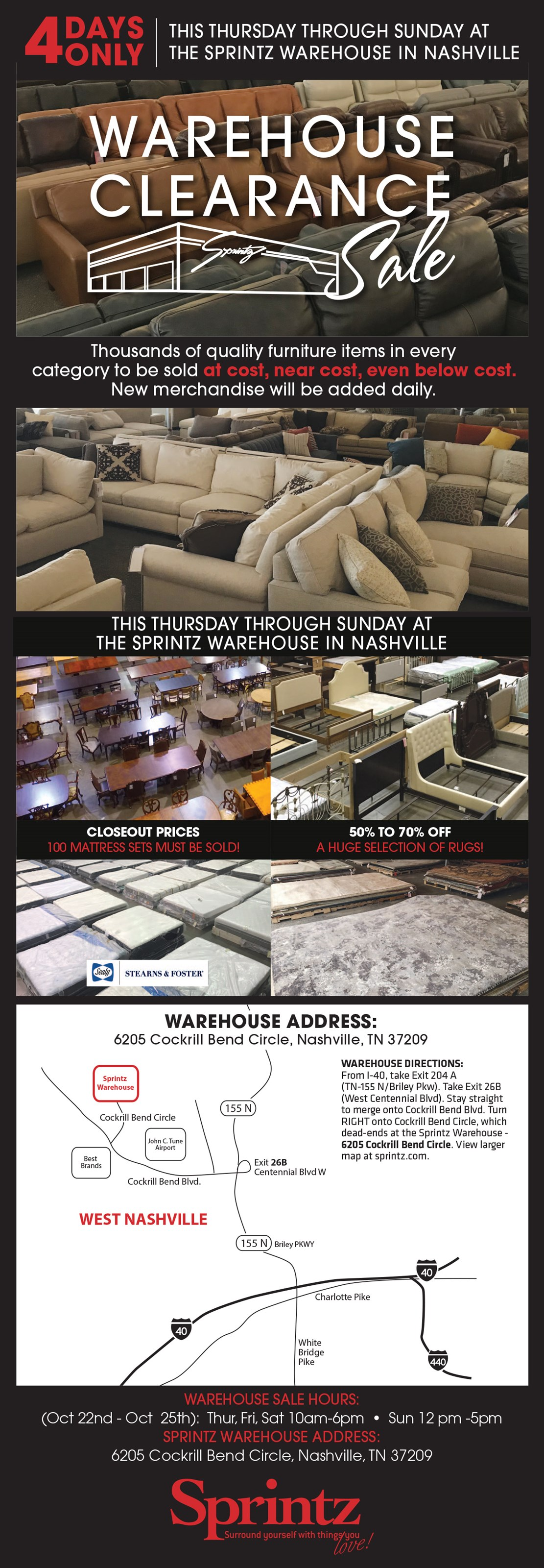 WarehouseSale
