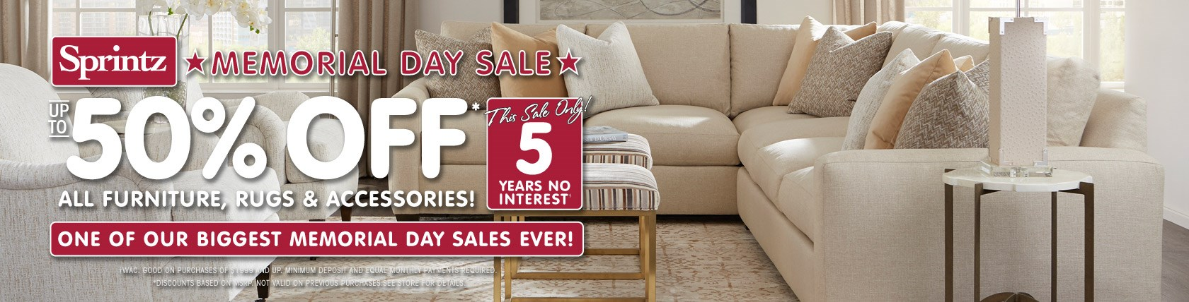 Warehouse Furniture Clearance Sale