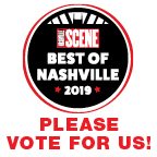 Vote for Sprintz Furniture for Best Of Nashville 2019. Click here!
