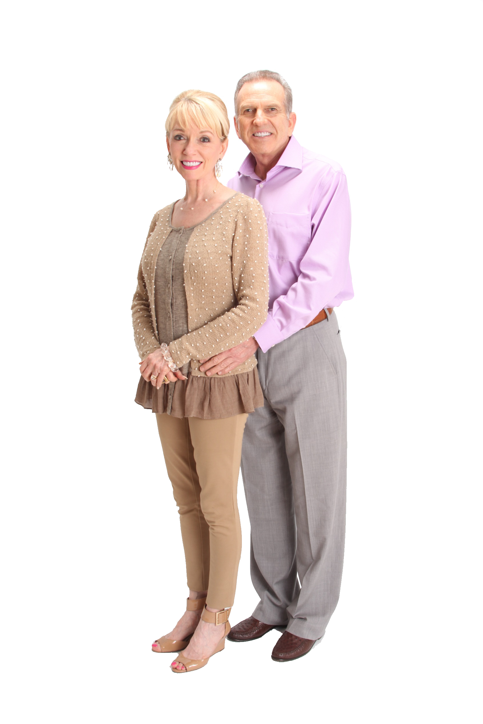 Tom and Mary Barker