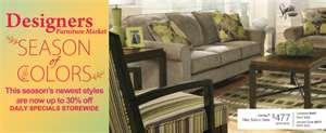 Designers Furniture Market S Retailer Profile