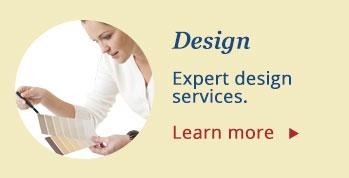 Expert Design Services