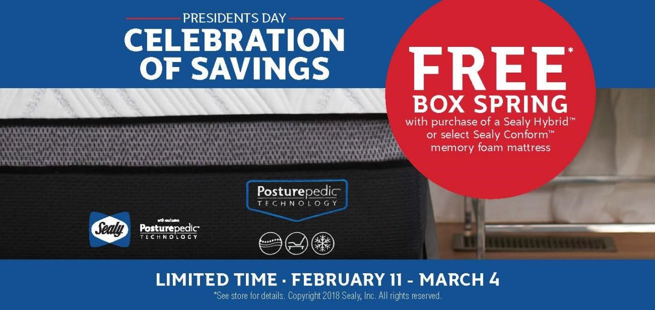 Free Box Spring Event