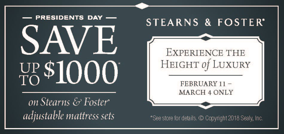 Save Up to $1000 on S&F