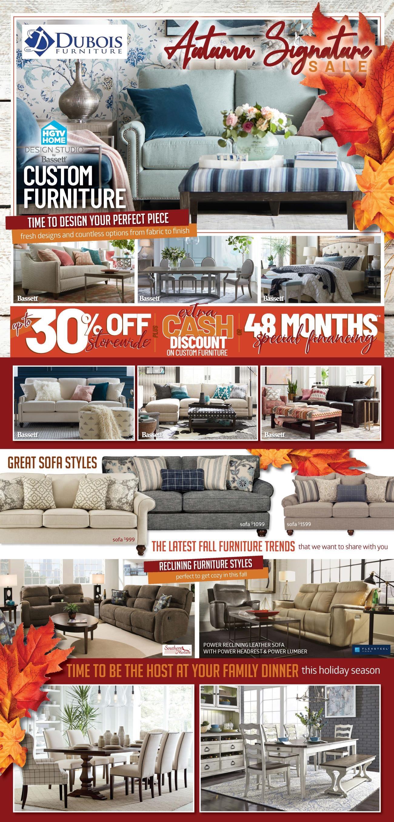 Autumn Sale page 1