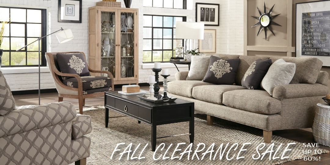 Fall Clearance Sale!  Save up to 60%!