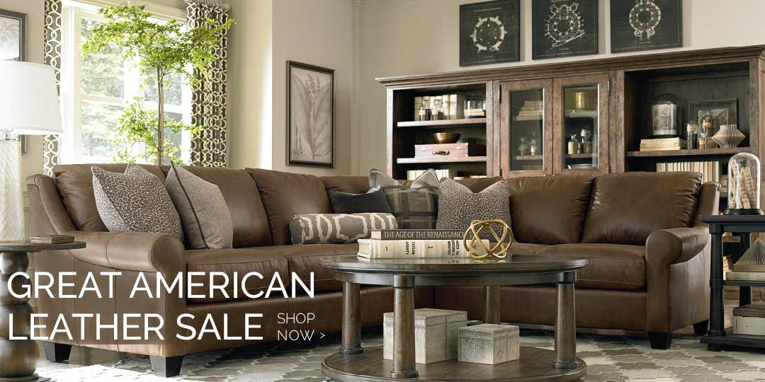 Great American Leather Sale