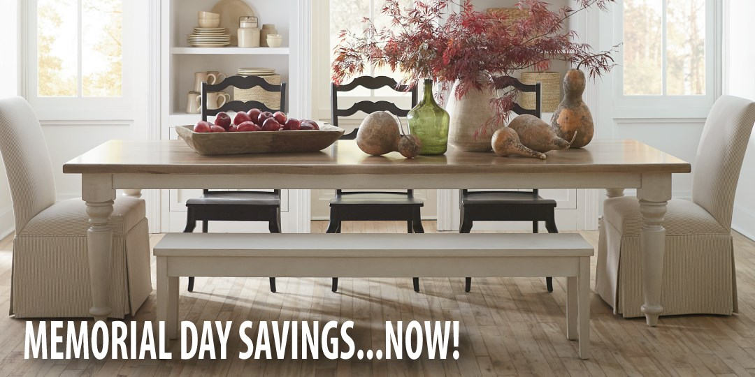 Memorial Day Sale--Going on Now!