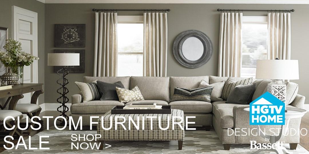 Custom Furniture Sale!