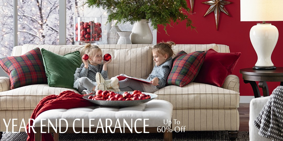 Year End Clearance!  Up To  60% Off!