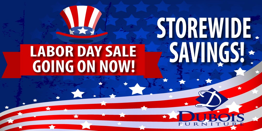 Labor Day Sale--Going on Now!