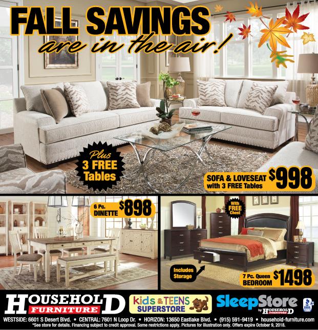 Current Furniture Ads Household Furniture