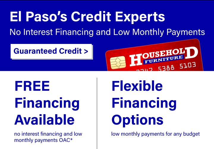 Easy credit approvals