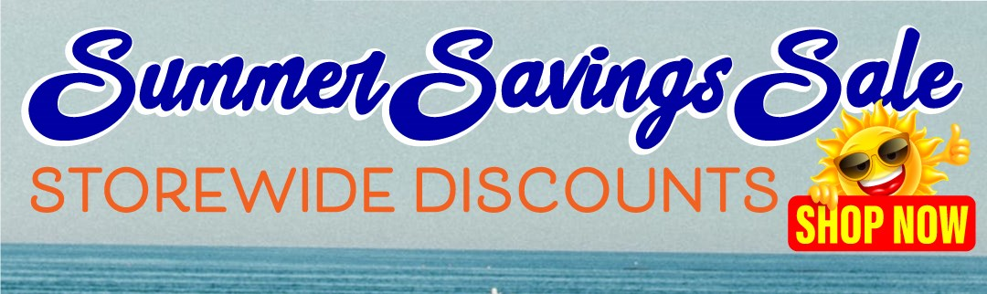 Summer Savings Sale