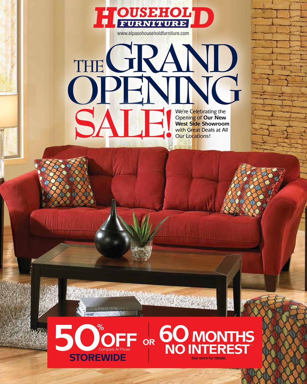 Furniture Store For Sale: Household Furniture