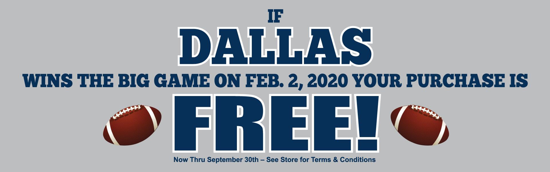 Dallas Cowboys Win Super Bowl