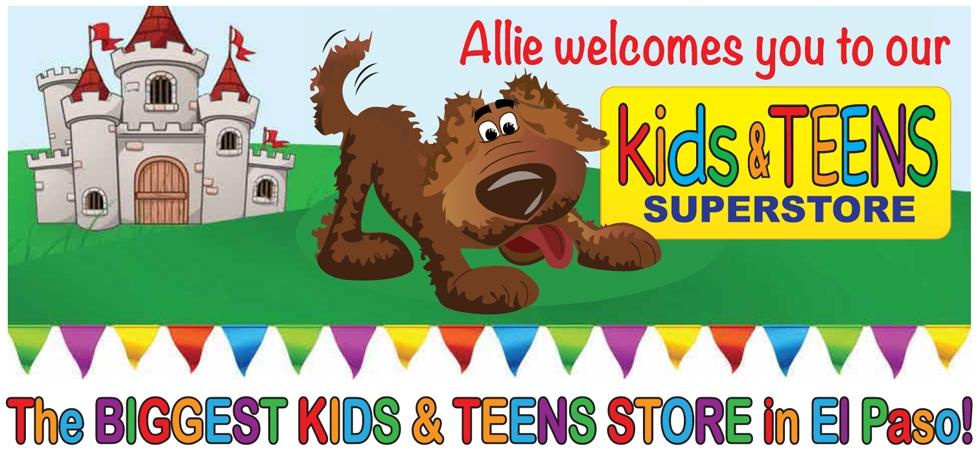 Kids, Childrens And Teens Furniture Store El Paso U0026 Horizon City TX   Household Furniture
