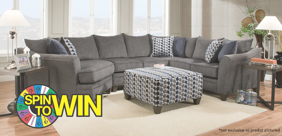 Spin the Wheel in store to win your entire purchase. Household Furniture   El Paso   Horizon City  TX Furniture