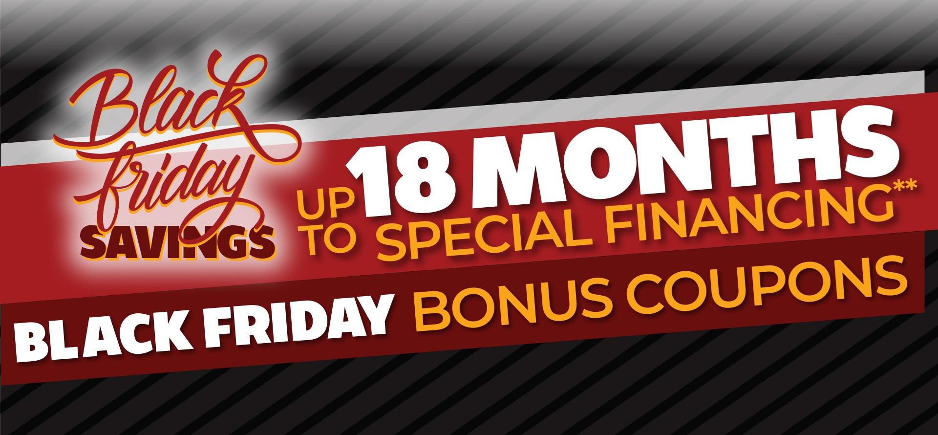 Black Friday Furniture Savings