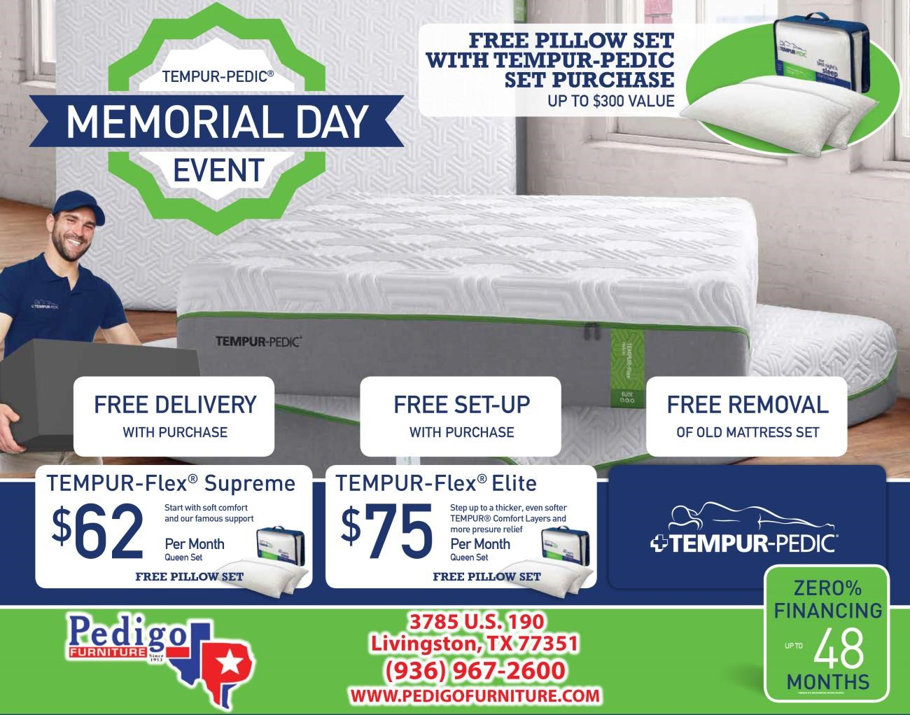Store TMP Memorial Day 1