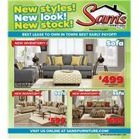 New Looks New Styles New Stock