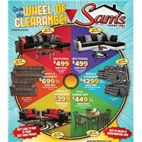 Spin the Wheel of Clearance