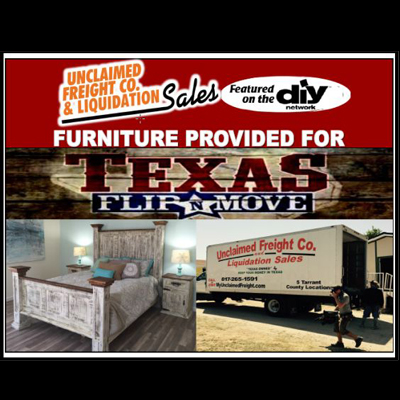 Unclaimed Freight Co Liquidation Sales Arlington Fort Worth Haslet Dallas Grand Prairie
