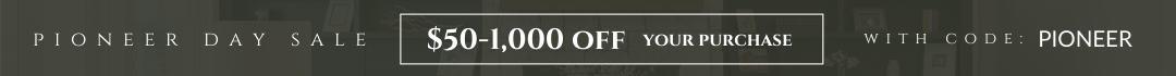 Pioneer day sale