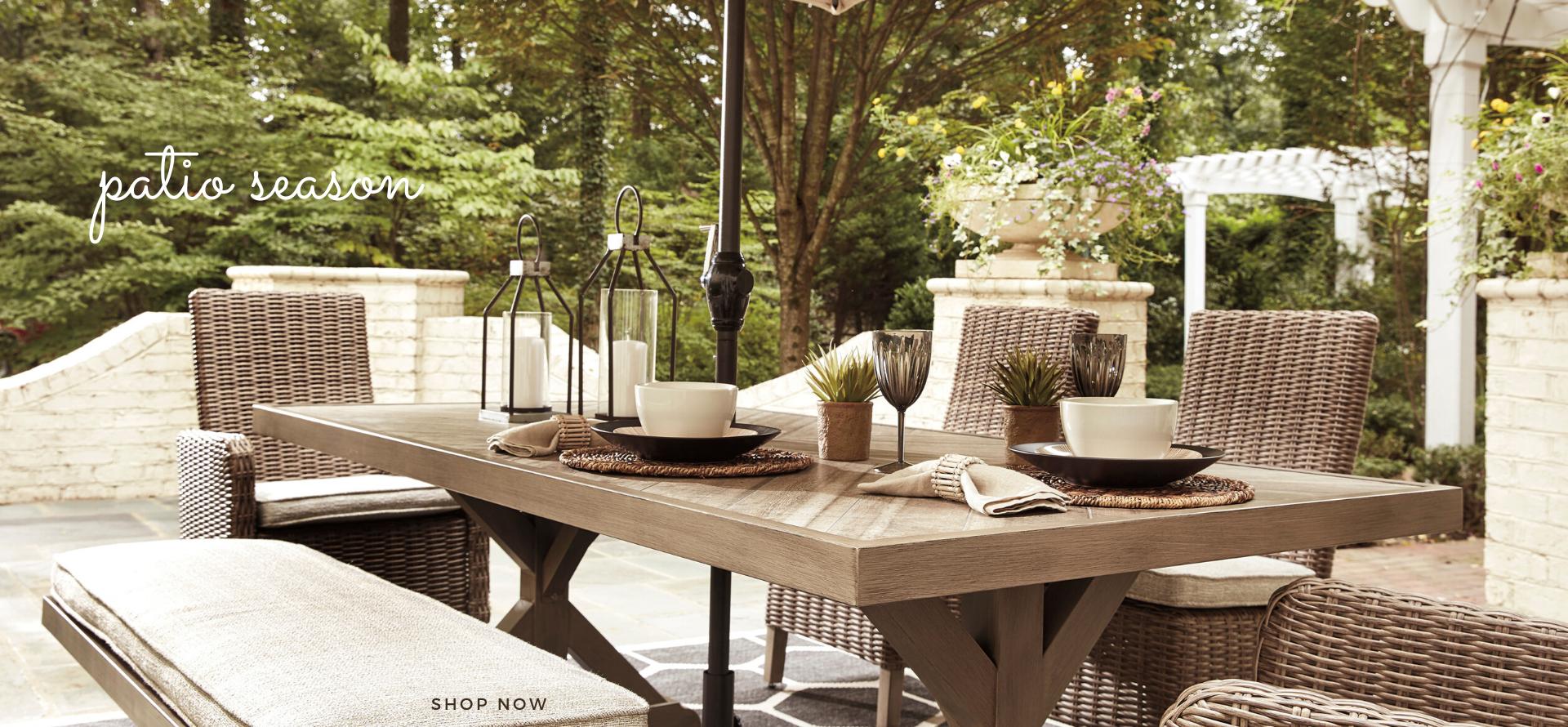 patio furniture image