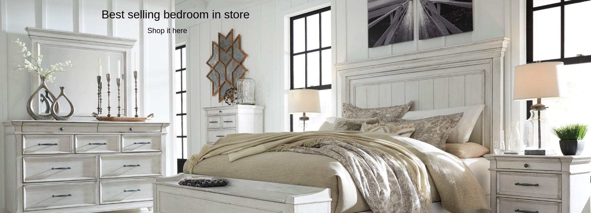 Best selling bedroom