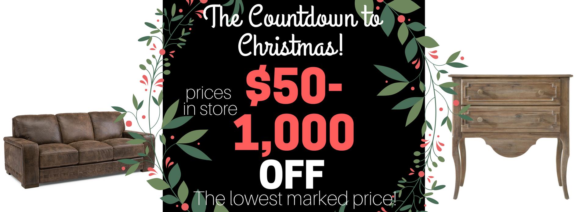 countdown to christmas banner