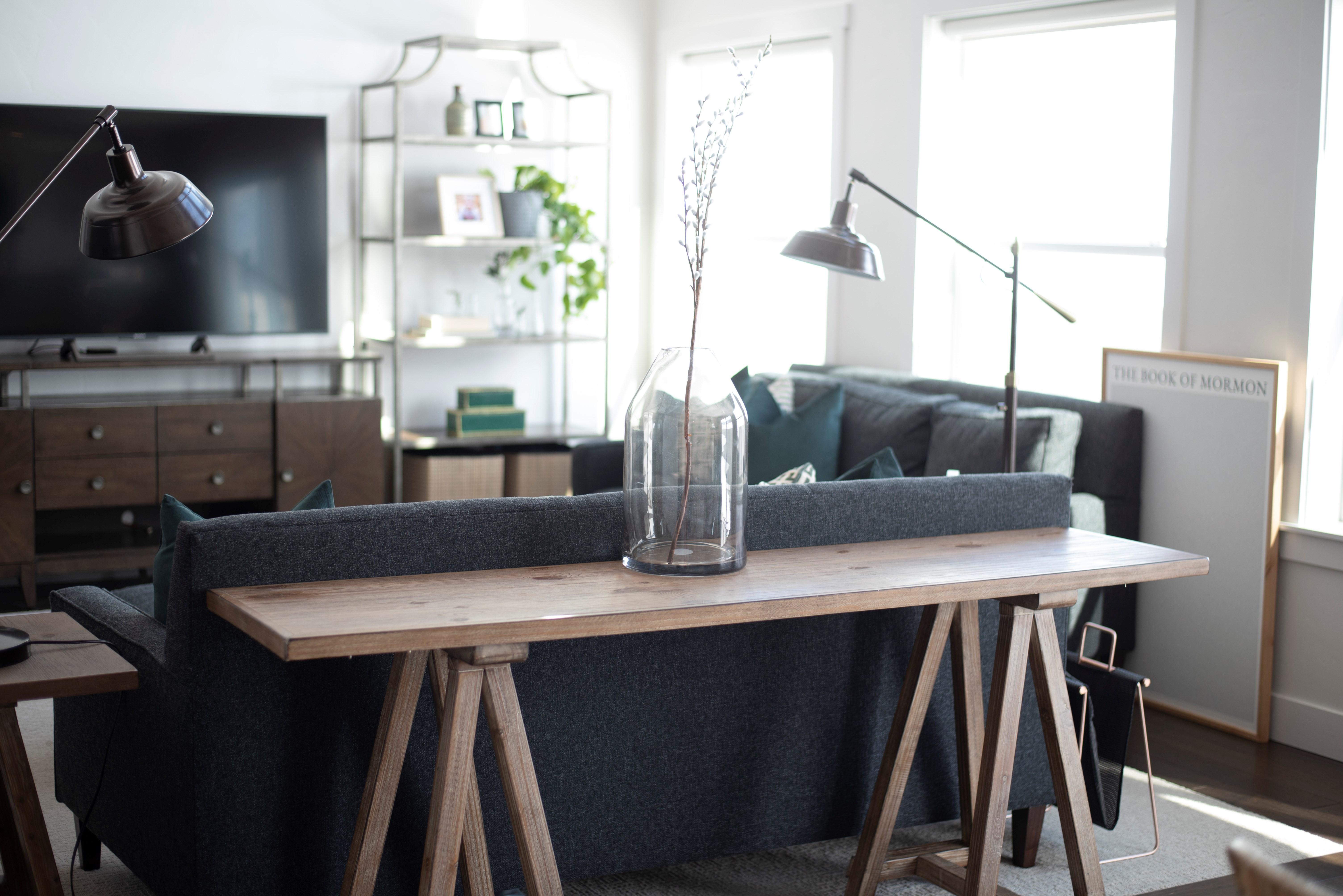 Sofa Table Photo