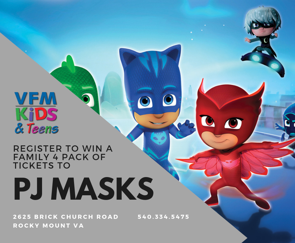 Visit VFM Kids and Teens Store To Enter To Win