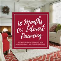 18 mos special financing